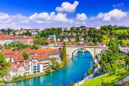 شهر برن ( Bern ) پایتخت غیررسمی کشور سوئیس است و در این کشور به عنوان شهر فدرال معروف است