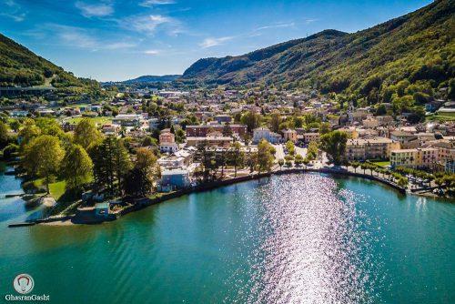 لوگانو بزرگترین و مهمترین شهر منطقه تیچینو به حساب میآید.