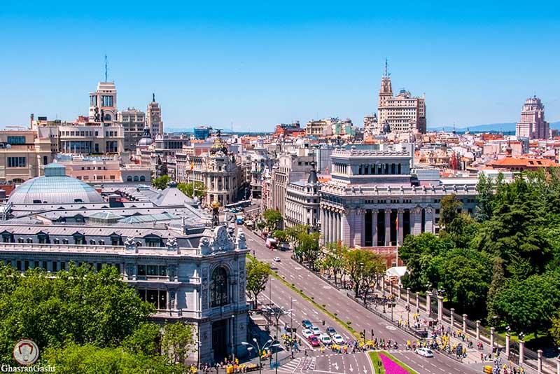 مادرید بعد از لندن و برلین، سومین شهر بزرگ اتحادیه اروپا به شمار می رود.