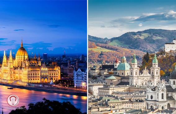 تور مجارستان اتریش