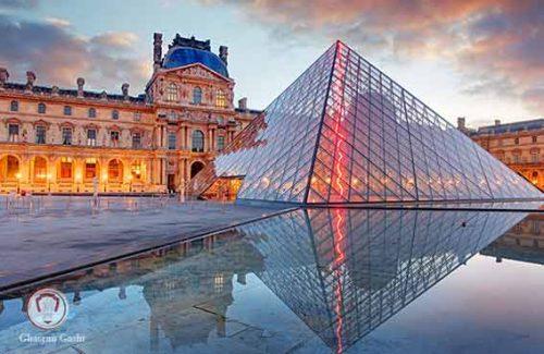 پاریس، فرانسه، موزه لوور