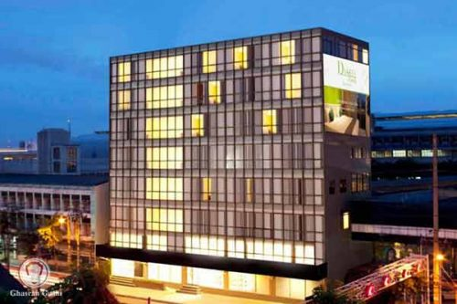 هتل اف ایکس مترولینک