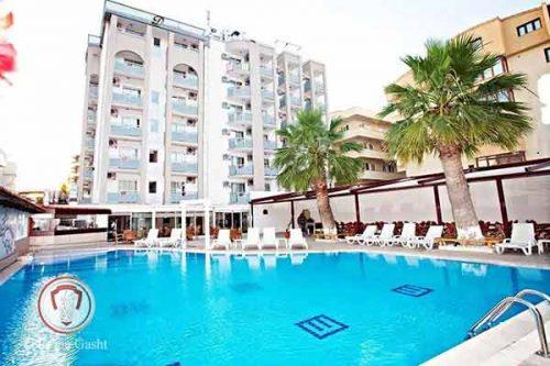 هتل داباکلار