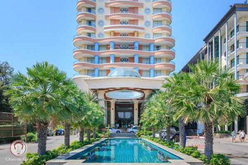 هتل لانگ بیچ گاردن