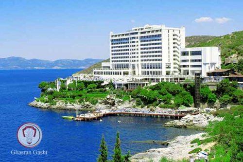 هتل کرومار دلوکس
