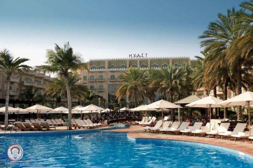 هتل گراند حیات
