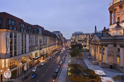 هتل هیلتون برلین