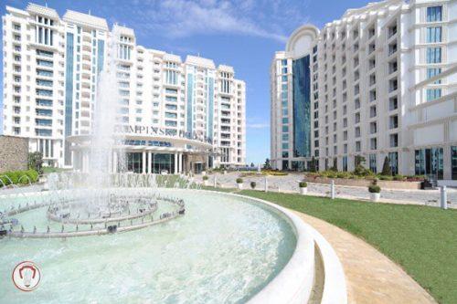 هتل کمپینسکی بادامدار هتل های باکو