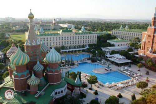 هتل آستاریا کرملین