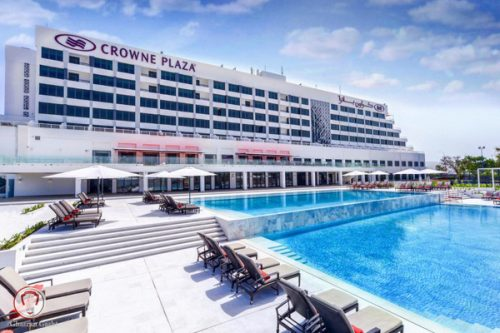 Crowne Plaza Muscat هتل کرون پلازا مسقط