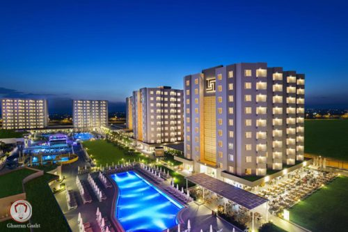 هتل گرند پارک آنتالیا