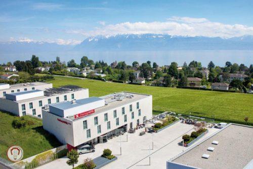 هتل استارلینگ سوئیس