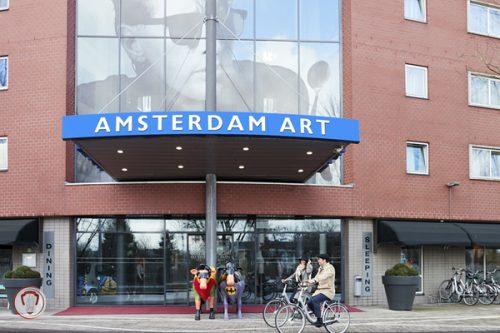 هتل وستکورد آرت آمستردام