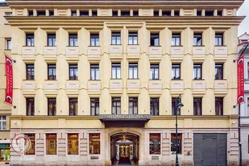 گراند مجستیک پلاتزا هتل پراگ