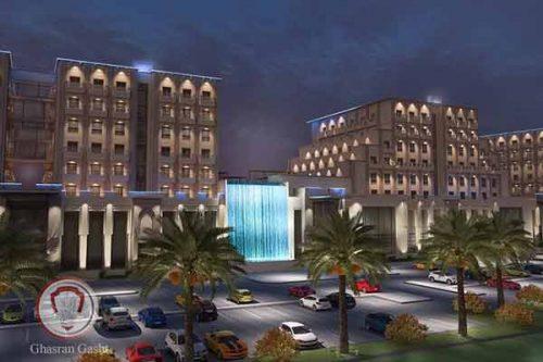 هتل لواتیو مسقط عمان