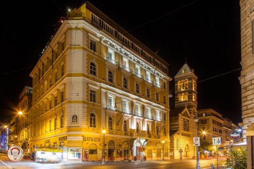 هتل لاگریف رم