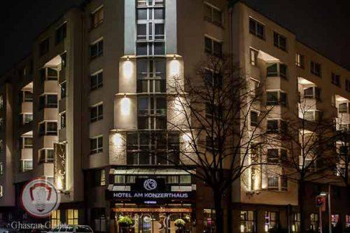 هتل آم کنسرت هاوس وین