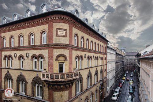 Museum Hotel Budapest هتل میوزیوم بوداپست