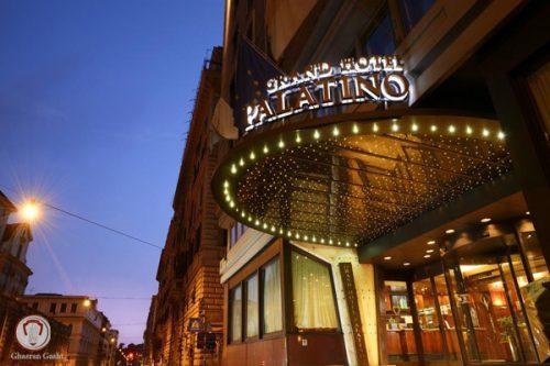 Grand Hotel Palatino هتل گراند پلاتینو