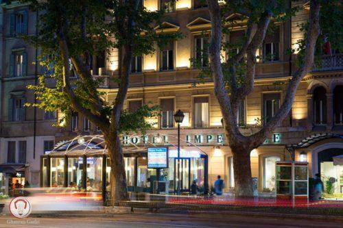هتل ایمپریال رم