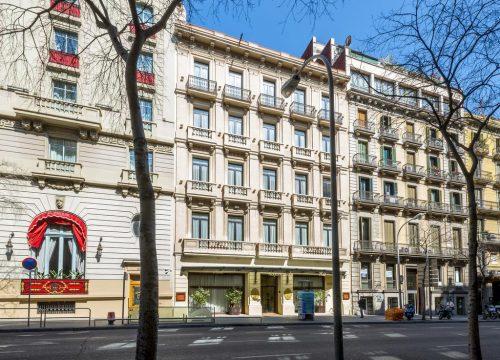 Hotel Roger de Llúria هتل روگر د لوریا