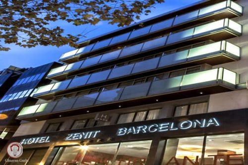 هتل زنیت بارسلونا
