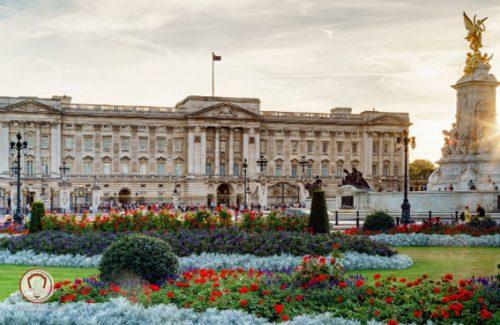 کاخ بایکینگهام