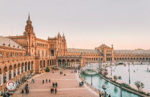 شهر سویل اسپانیا