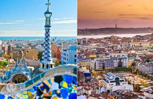 اسپانیا پرتغال