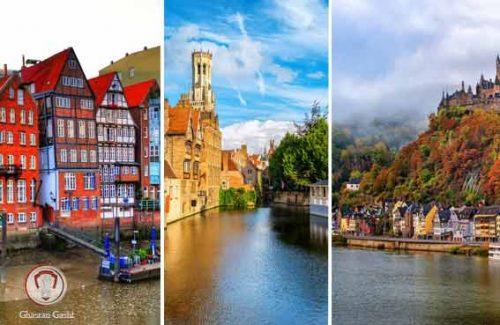 فرانسه بلژیک هلند آلمان