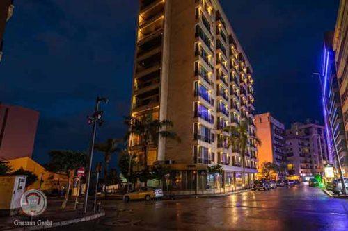 هتل ۴ و ۵ ستاره لبنان
