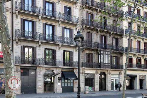 هتل کاتالونیا گرن ویا
