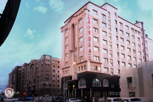 هتل لا روزا عمان