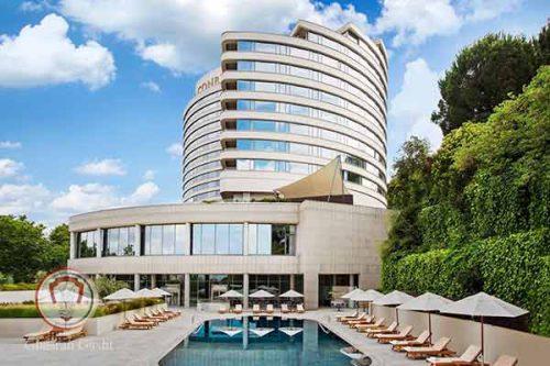 هتل کُنراد استانبول