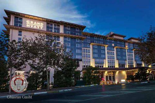 هتل گرند هایت استانبول