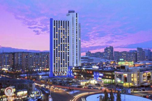 Tourist Hotel Complex هتل توریست کمپلکس