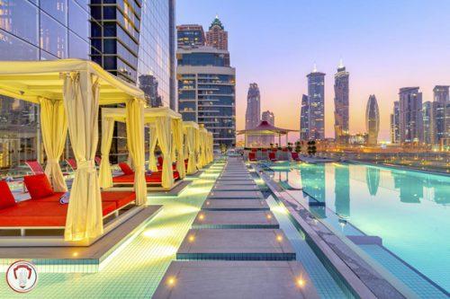 هتل کانال سنترال دبی