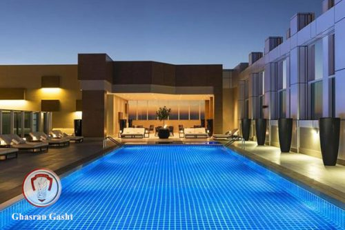 هتل شرایتون گرند لوکس و ۵ ستاره واقع در شهر زیبای دبی می باشد.