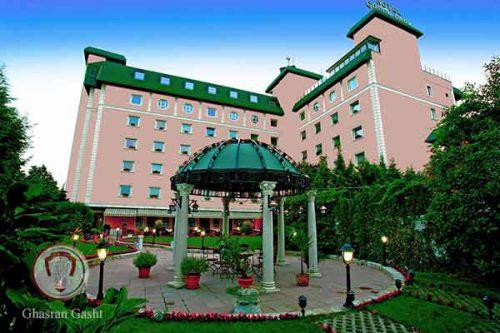 هتل گرین پارک مرتر