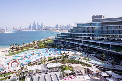 هتل-دبلیو-د-پالم-دبی-امارات-تور-اقامت-بهترین-هتل-ارزان