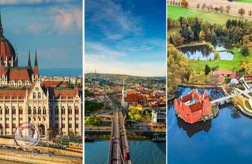 تور مجارستان اسلواکی چک