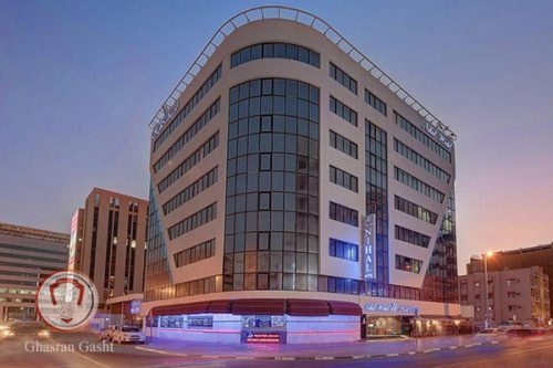 هتل نیهال دبی