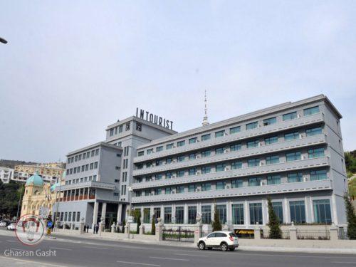 خرید-بلیت-ارزان-تور-اقامت-بهترین-هتل-و-بازدید-مکانهای-توریستی-هتل اینتوریست باکو