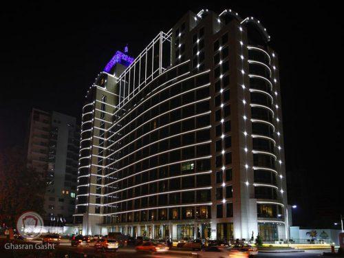 خرید-بلیت-ارزان-تور-اقامت-بهترین-هتل-و-بازدید-مکانهای-توریستی-هتل قفقاز باکو سیتی هتل اند رزیدنس