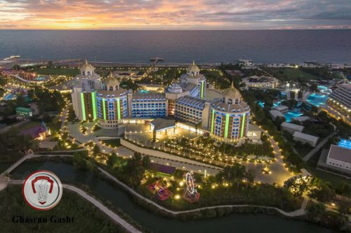 هتل دلفین بی گرند آنتالیا