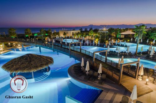 هتل شروود دریم بلک آنتالیا