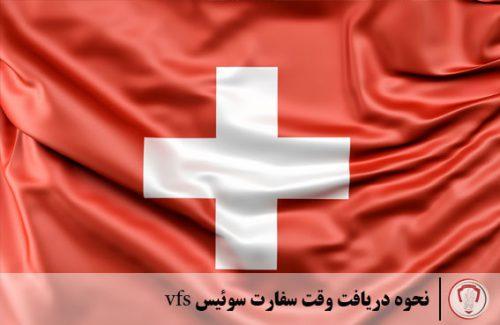 راهنمای دریافت وقت سفارت کشور سوئیس
