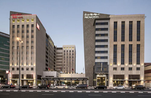 هتل آیبیس دیره سیتی سنتر دبی