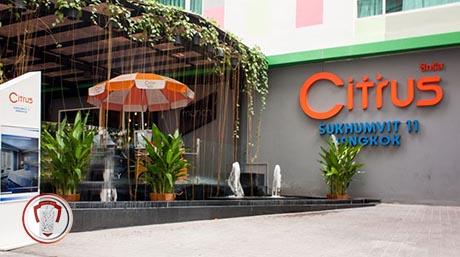 هتل سیتروس سوخومویت 11 بانکوک