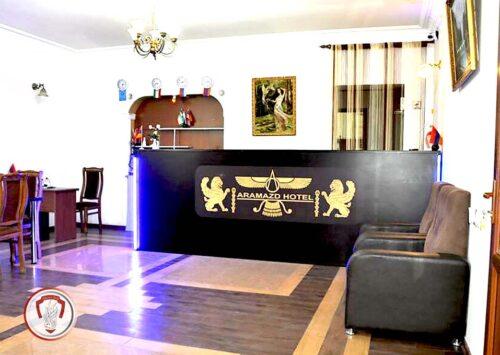 هتل Hotel Aramazd